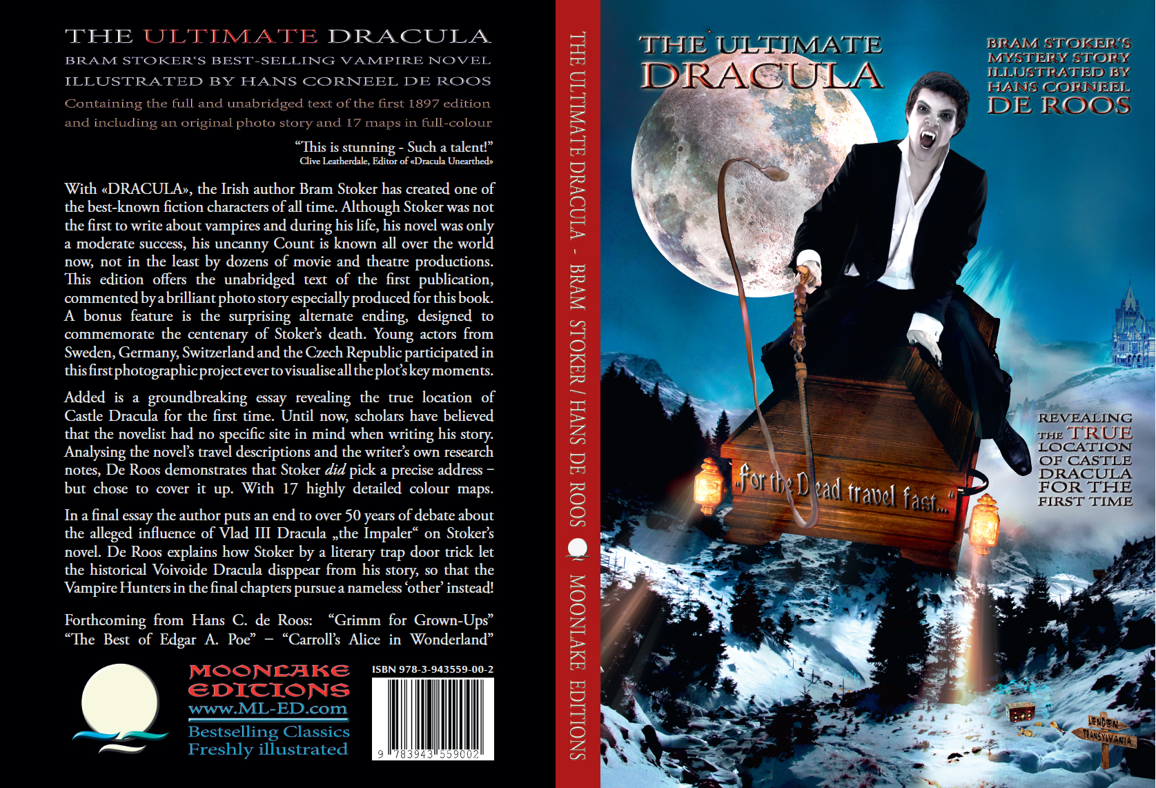 content contents the complete text of bram stokers dracula novel 1897 edition glossary three essays 17 full page and double page maps ca